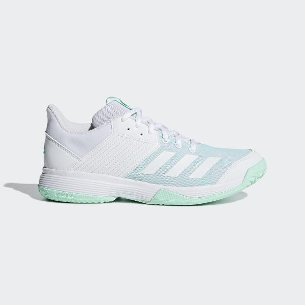 sports shoes 9fc65 13e7c Sapatos Ligra 6 Ftwr White   Ftwr White   Clear Mint BC1035
