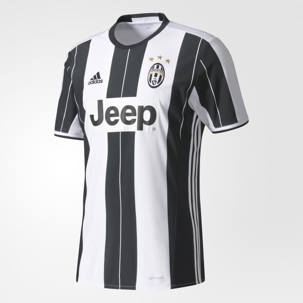 ae066c0e7a07c Camisa Juventus 1 WHITE BLACK AI6241