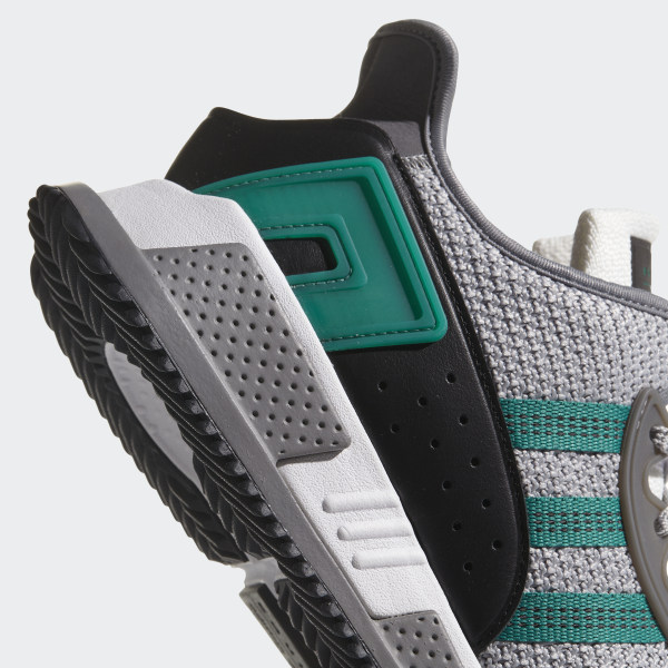 brand new d08fe cb67b EQT Cushion ADV Shoes Grey TwoSub GreenFtwr White AH2232