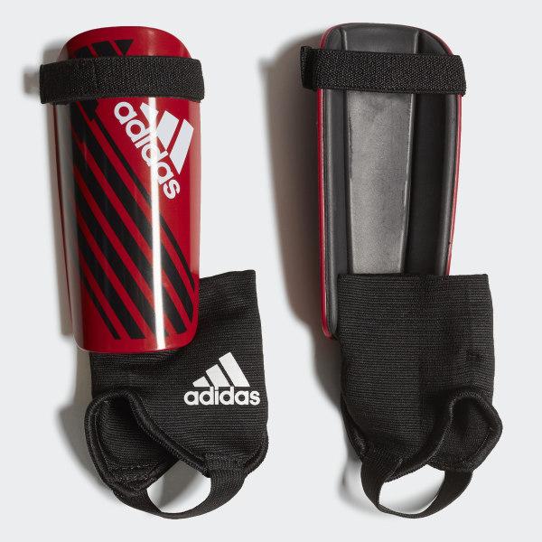 X Youth Shin Guards White   Power Red   Black DZ2060 311c921a8