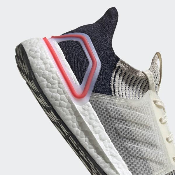 73c3d2641415dd Ultraboost 19 Shoes Clear Brown   Chalk White   Ftwr White B37705