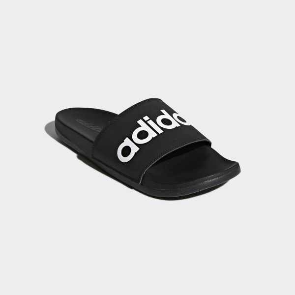 829b749ce8a3 Adilette Comfort Slides core black   ftwr white   core black B42207