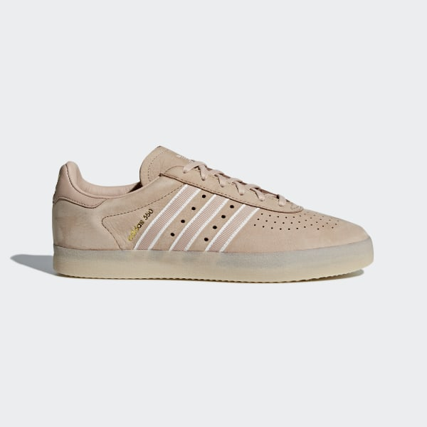 c8c37de00 Oyster Holdings adidas 350 Shoes Ash Pearl   Chalk White   Gold Metallic  DB1976