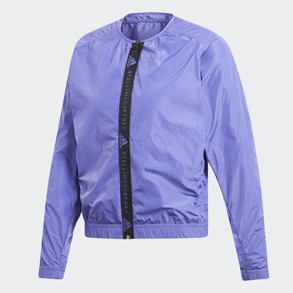 033ed080db1e Athletics Bomber Jacket Joy Purple DT9203