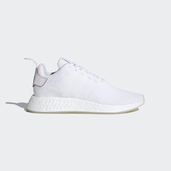 super popular 23a8e e49e6 NMDR2 CNY Shoes Ftwr WhiteFtwr WhiteScarlet DB2570