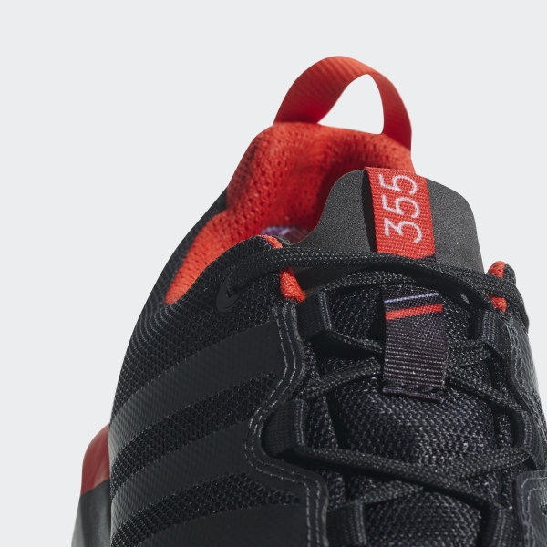 pretty nice 4b886 c3dd0 TERREX Agravic GTX Shoes Core Black   Carbon   Hi-Res Red CM7610