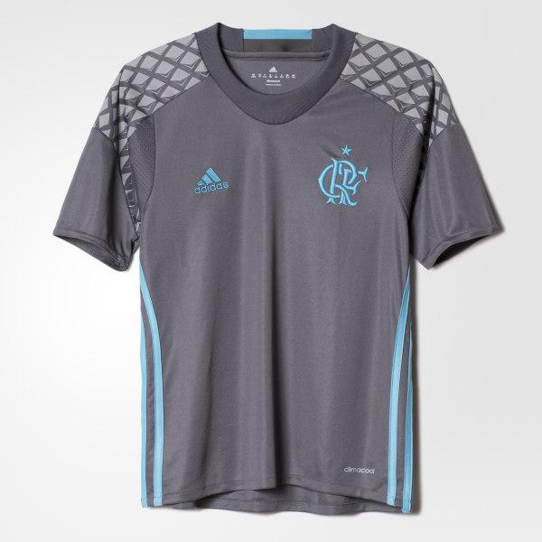 Camisa Goleiro Flamengo 2 GRANITE BRIGHT CYAN AI7747 d30c6f2a0e83e