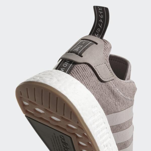 buy online afa03 90afa NMDR2 Shoes BeigePinkVapor GreyVapor GreyTech Earth CQ2399