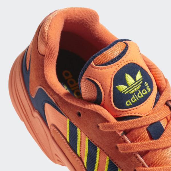 db2fa6a84a49 Yung-1 Shoes Hi-Res Orange   Hi-Res Orange   Shock Yellow