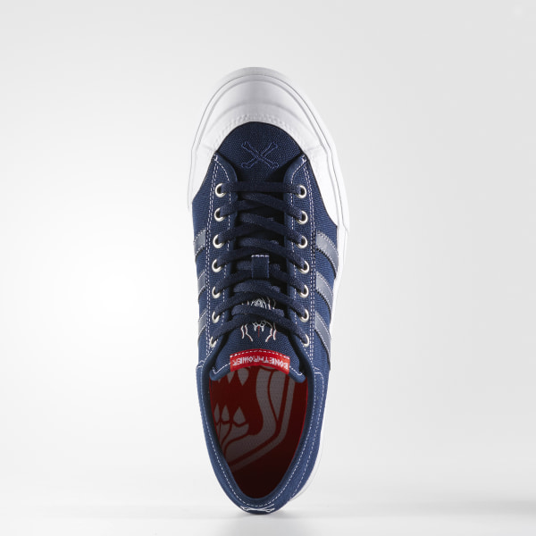 low priced e9117 cebdb Matchcourt X Bonethrower Shoes Collegiate Navy  Cloud White  Red CG4870