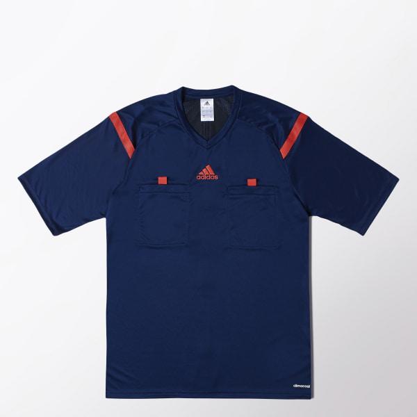 2c5c62b43523d Camiseta de Arbitro Referee 14 COLLEGIATE NAVY   HI-RES RED G77207