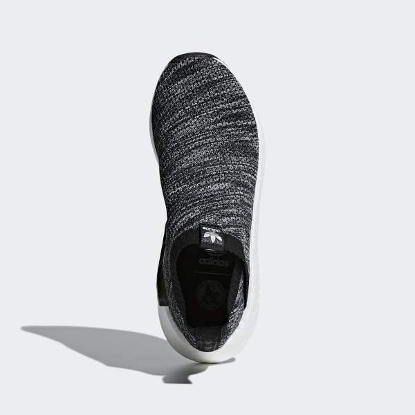 c796c88c64826 UA SONS NMD CS2 Primeknit Shoes Core Black   Core Black   Cloud White DA9089