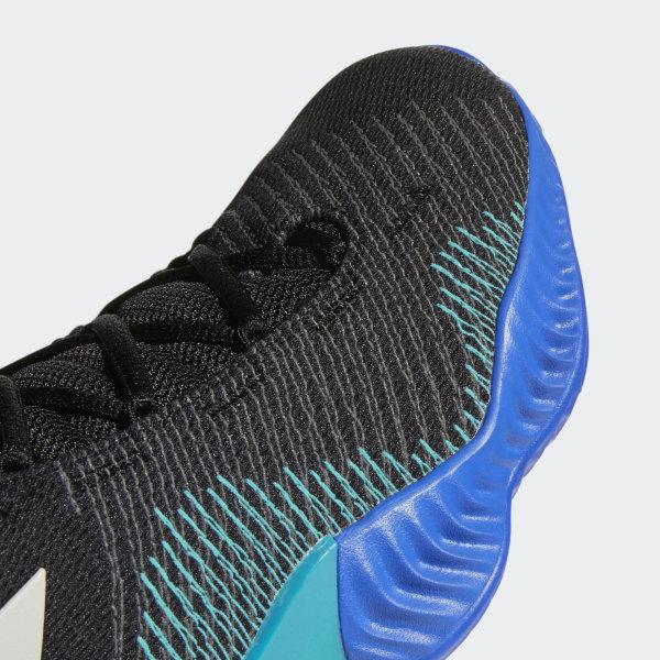 2419decebc8fa Pro Bounce 2018 Shoes Core Black   Lgh Solid Grey   Grey Five AH2657