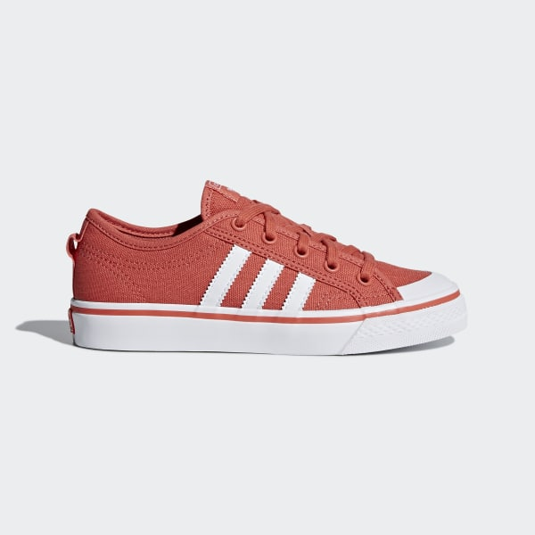 huge discount dfcca b8fd4 adidas Nizza Shoes - Red   adidas Switzerland