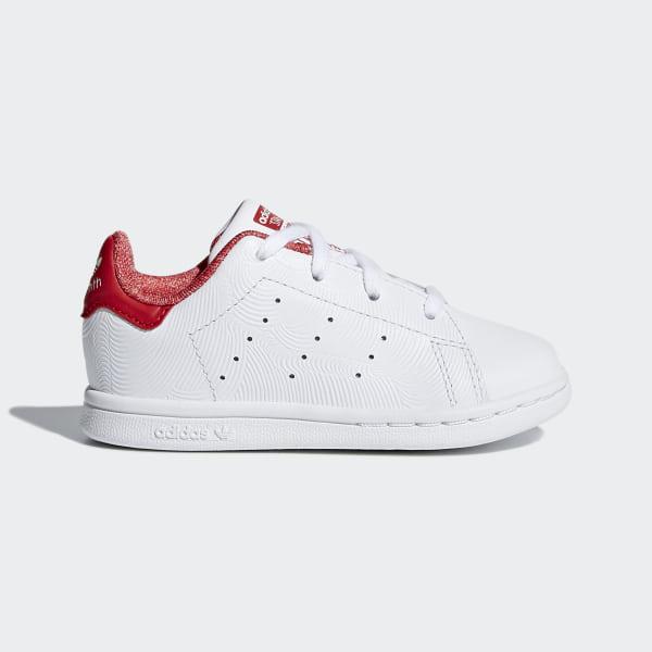 size 40 5391f f7cae adidas Tenis Stan Smith - Blanco   adidas Mexico