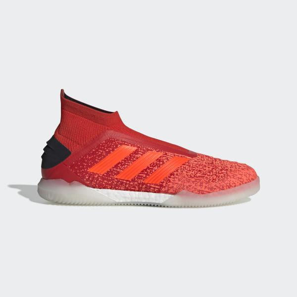 2460c7afa3c65 Predator Tango 19+ Indoor Shoes Active Red   Solar Red   Core Black F35807