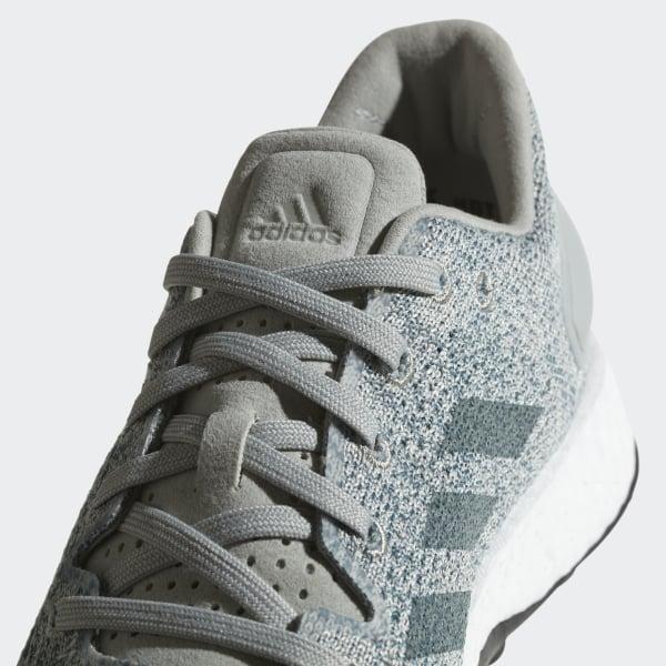 985c3a82c5805 Pureboost DPR Shoes Ash Silver   Raw Green   Aero Green B75672