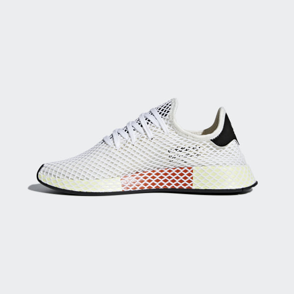best sneakers 35305 afe97 Chaussure Deerupt Runner Chalk White   Core Black   Core Black CQ2629