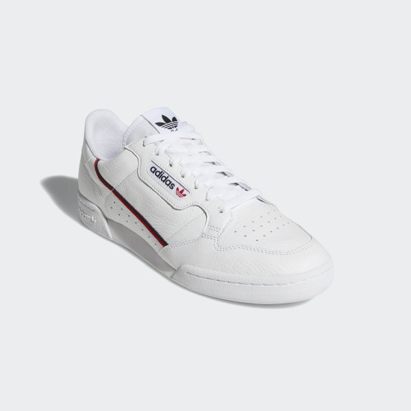 multiple colors 74b1b ff55e Continental 80 Shoes Ftwr White  Scarlet  Collegiate Navy B41674