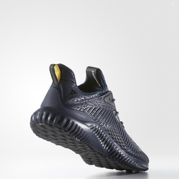 07fb78ad8 Alphabounce AMS Shoes Mystery Blue   Collegiate Navy   Core Black BW1127