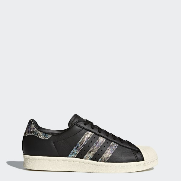 reputable site f5423 759dd Calzado Superstar 80s CORE BLACK CORE BLACK CORE BLACK BZ0147