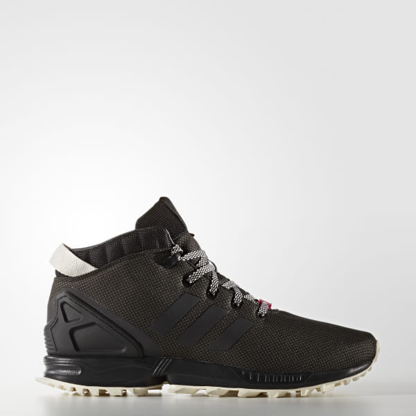 8a578f10827bf adidas Men s ZX Flux 5 8 Trail Shoes - Black