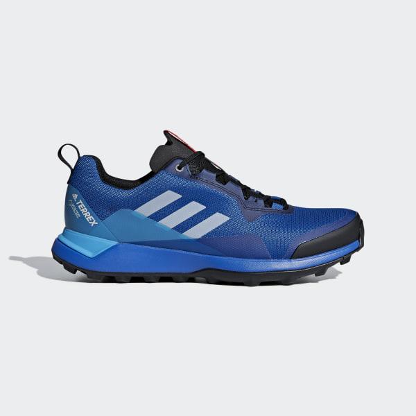 new styles 49b16 8a1ff Zapatilla adidas TERREX CMTK GTX Blue Beauty  Grey One  Shock Cyan BC0431