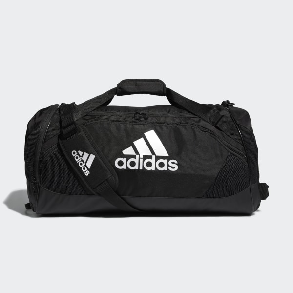adidas Team Issue 2 Duffel Bag Medium - Black  478bc4760aa89