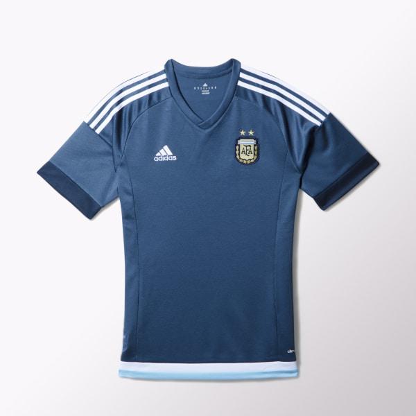 8137bb6d50ccc Camiseta Suplente de la Selección Argentina NIGHT MARINE WHITE M62629