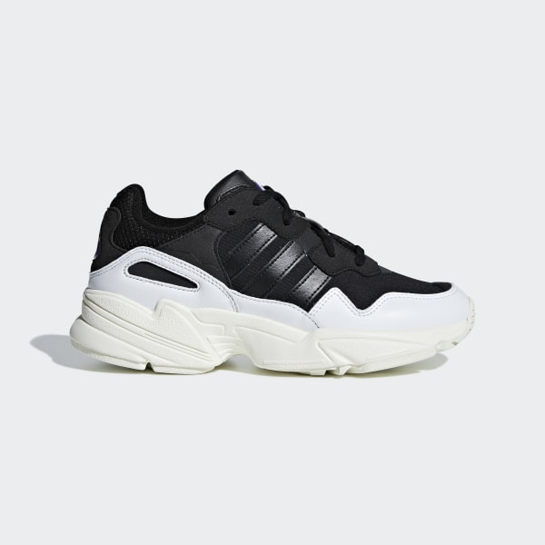 Sapatos Yung-96 Core Black   Ftwr White   Off White G27406 d63ba77da3346
