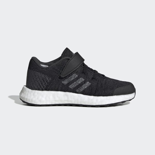 1767e0c14 adidas Pureboost Go Shoes - Black