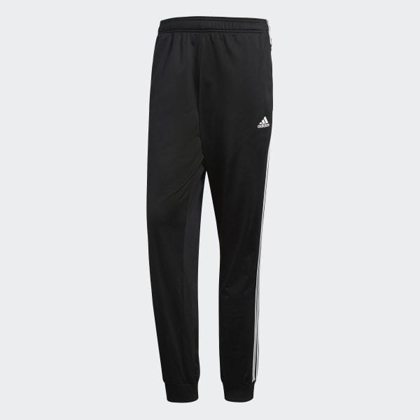 Essentials 3-Stripes Pants Black   White BK7396 9ce8656023f