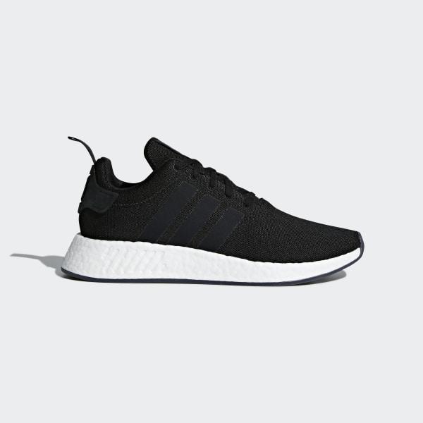 f6f42b20c9b1b NMD R2 Shoes Core Black   Core Black   Core Black CQ2402