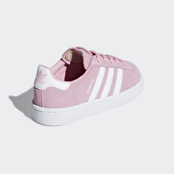 detailed look 0faa2 165c4 Campus Shoes Light Pink  Ftwr White  Ftwr White CG6658