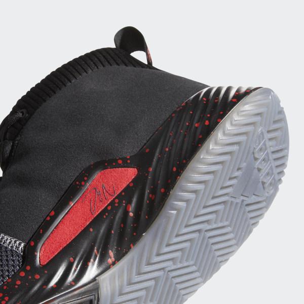 f25067f6ad07 Dame 5 Shoes Core Black   Grey Three   Grey Four BB9316