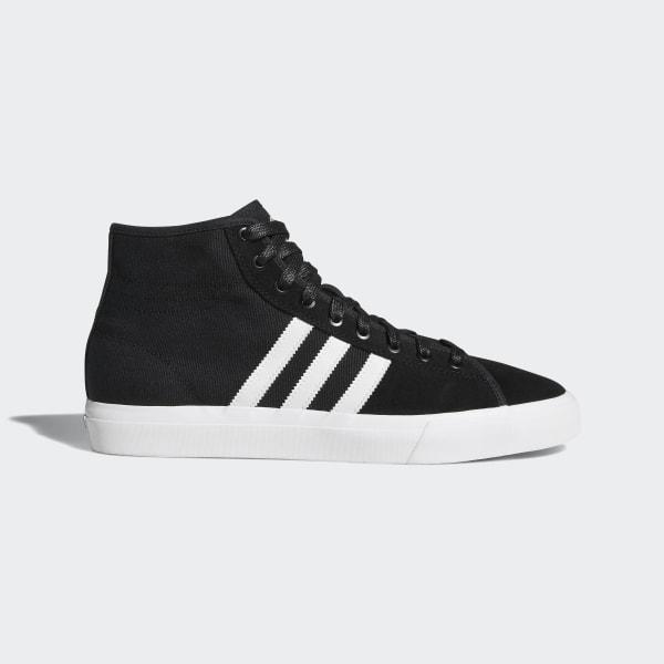 75fd2639777317 Matchcourt High RX Shoes Core Black   Ftwr White   Gum4 B22786