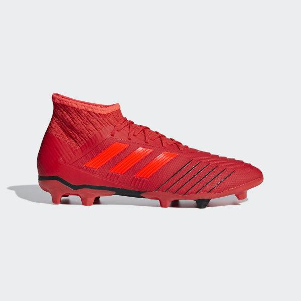 premium selection b781d 22d05 Scarpe da calcio Predator 19.2 Firm Ground Active Red  Solar Red  Core  Black D97940