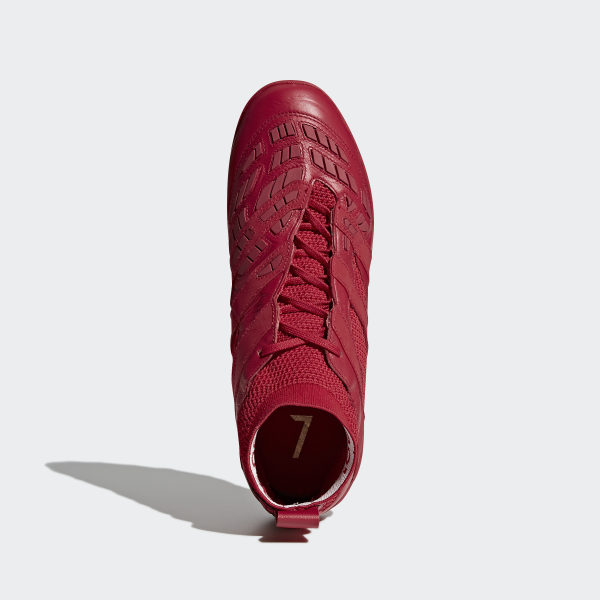 new arrival d32d2 6baca David Beckham Accelerator Turf Boots Real RedReal RedReal Red AP9869