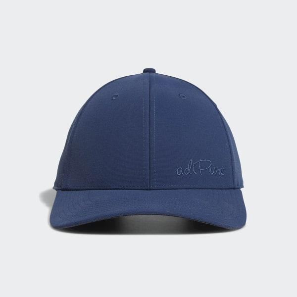 official photos 88e8a c780c Cappellino Adipure Premium Adjustable Rich Blue DP1609
