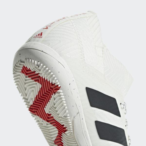 new concept c487c 7c080 Scarpe da calcio Nemeziz Tango 18.3 Indoor Off White  Core Black  Active  Red CM8514