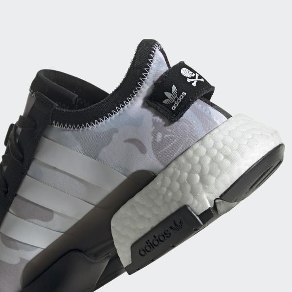 e192ee48b89 NEIGHBORHOOD BAPE POD-S3.1 Shoes Core Black   Ftwr White   Core Black