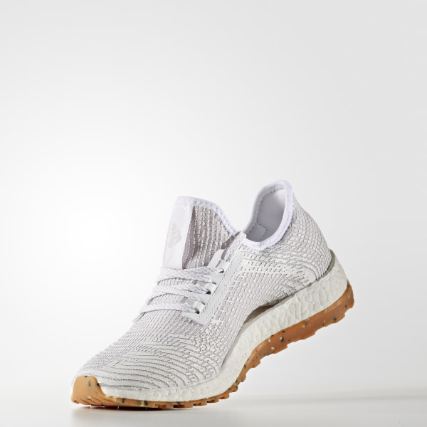 90ab1b2ad3103 Pure Boost X ATR Shoes Cloud White   Crystal White   Pearl Grey BB3797