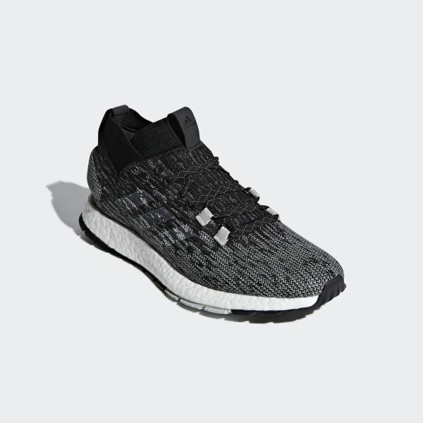 09b49d6933ad1 Pureboost RBL LTD Shoes Core Black   Grey Two   Ash Silver CM8314