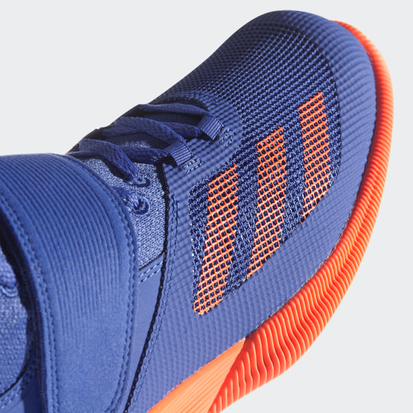 100% authentic ec017 70a4b Crazy Power RK Shoes Hi-Res Blue  Hi-Res Orange  Collegiate Royal
