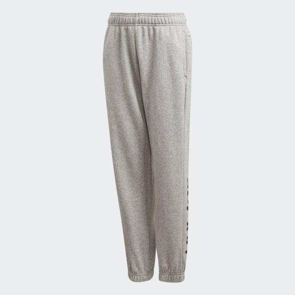 finest selection 43f2c 1d71e Pantalon Essentials Linear Medium Grey Heather   Black DV1807