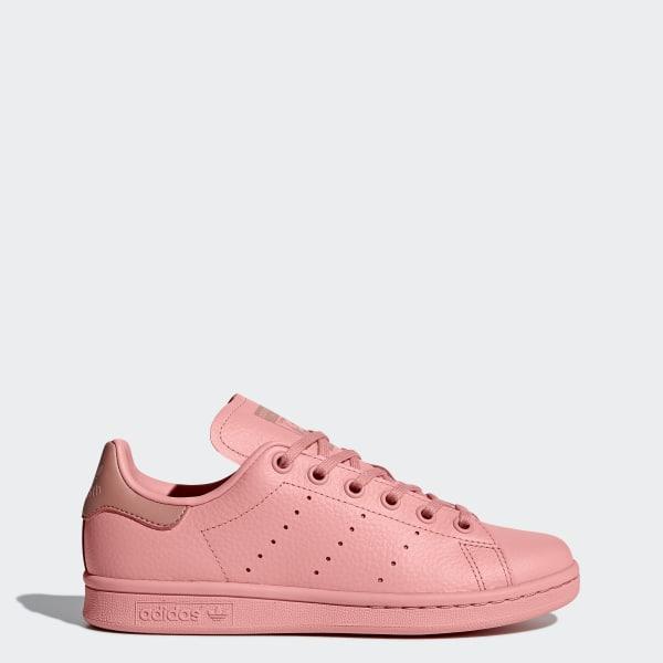 sports shoes 2a547 f1898 Zapatillas adidas Originals STAN SMITH Niñas TACTILE ROSE F17 TACTILE ROSE  F17 RAW PINK