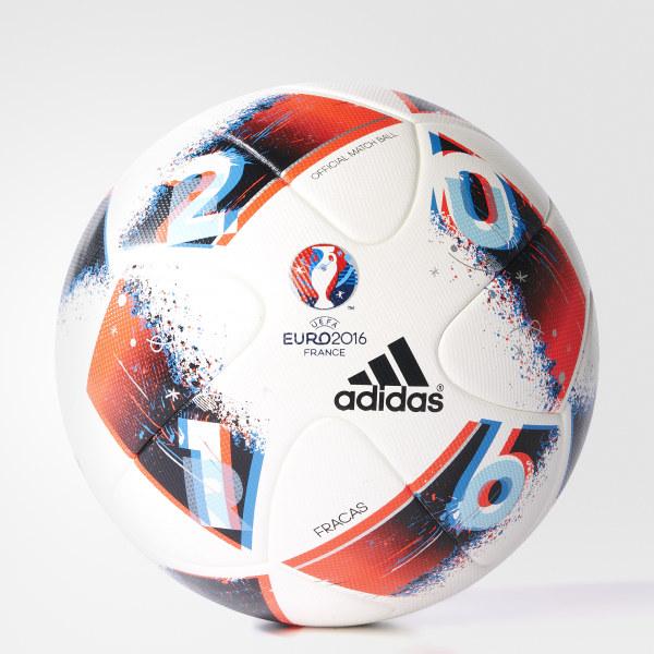 551f30fee6b88 Pelota de fútbol Oficial Eurocopa 2016 - Blanco adidas