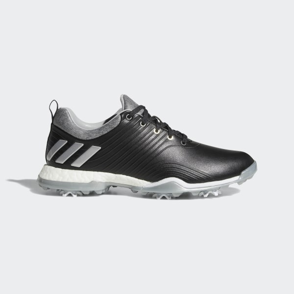 detailed look 08f46 426f0 Adipower 4orged Shoes Core Black  Silver Met.  Clear Onix AC8351