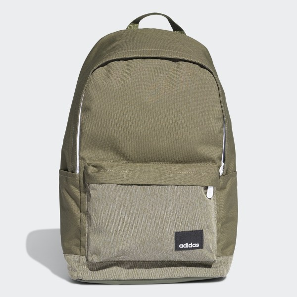 8421e81941bc adidas Linear Classic Casual Backpack - Green
