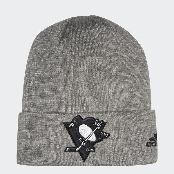 96024a0e686 adidas Penguins Team Cuffed Beanie - Nhlppe